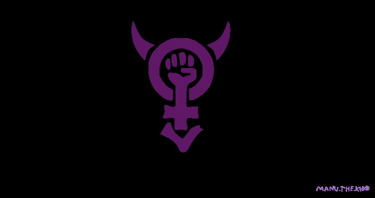 Logo reivindicación igualdad de género